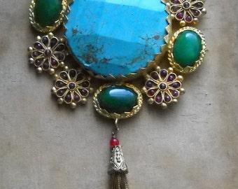 Pendant - Costume Jewelry