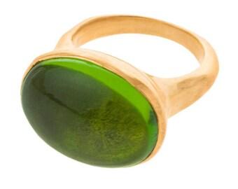 Oreana Ring Peridot (R15: 18)