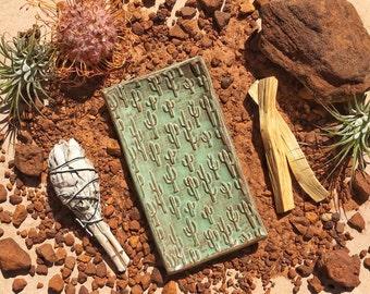 Saguaro Cactus Tray