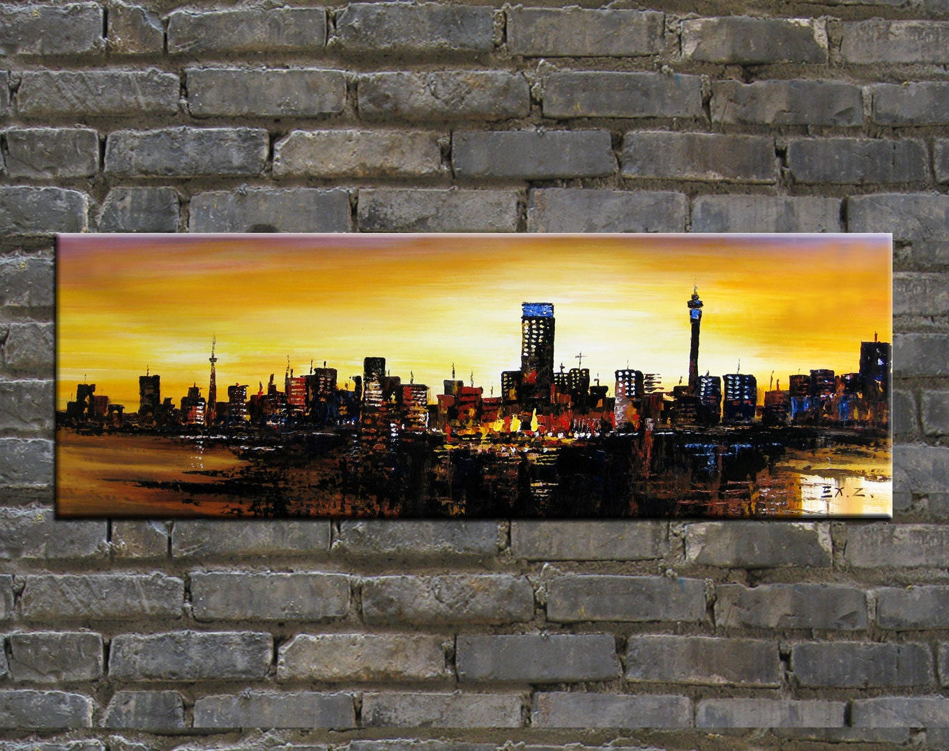 original paintingmodern canvas painting for home