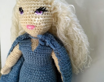 Game of Thrones Daenerys Targaryen Doll / Mother of Dragons Doll
