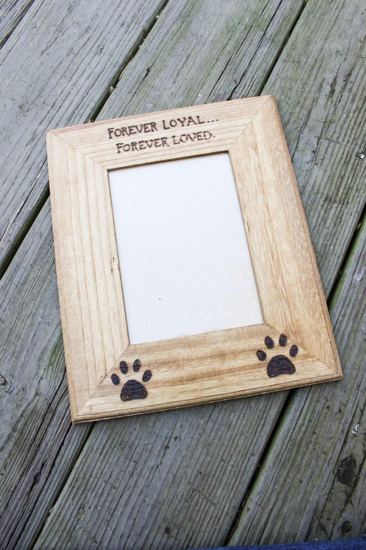 Haustier Rahmen personalisierte Haustier Rahmen Custom Pet