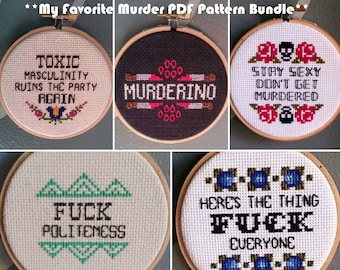 Pattern Bundle - MFM designs