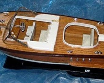 Italian motorboat sport boat-Italy-50 cm