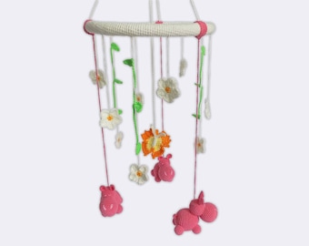 Baby Mobile Hanging Mobile Baby Cot Mobile For Crib Nursery Mobile Baby Cot Animal Baby Mobile Hanging Mobile Baby Bed Mobile Crib Mobile