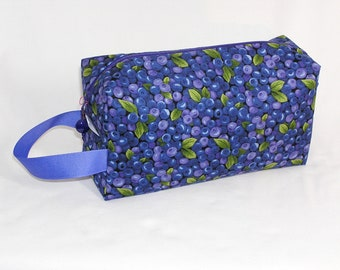 Field of Blueberries Project Bag