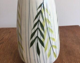 1950s/60s Maund Pottery Ceramic Vase