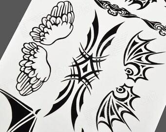 Temporary tattoos DIY