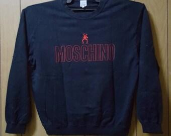 Free Shipping Moschino Sweatshirt