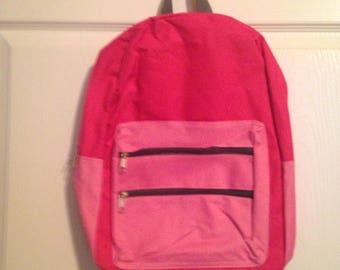 SALE  Backpack   Embroidered Backpacks    Monogrammed Backpack   Personalized Backpack   Back Packs  kids backpack  Easter Basket Items