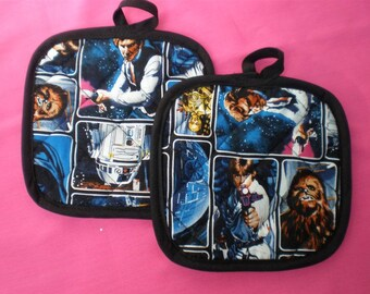 Star Wars  pot holders *Ready to ship