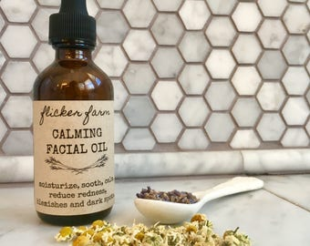 Calming Facial Oil