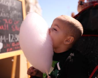 2.5 pounds - Organic Cotton Candy Sugar, Infused Sugar, Flavored Sugar - 60 flavors to choose from