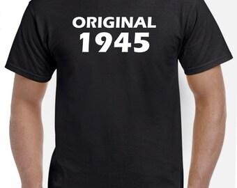 73rd Birthday Shirt Gift-Original 1945