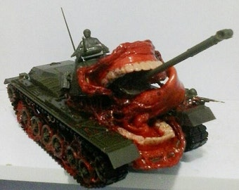 Don't Dread On Me, art,sculpture,custom,custom sculpture,zombie,custom zombie,custom toy