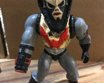 Vintage 1985 mattel action figure. He-man?