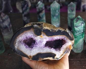Gorgeous Huge Amethyst Geode
