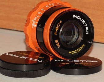 Exclusive NEW INDUSTAR 26m 2.8/50mm M39 Rangefinder