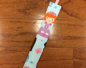 Princess Pacifier Clip