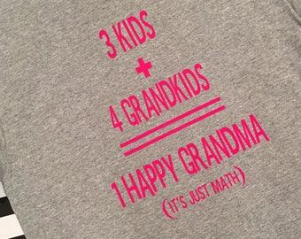 Grandma math