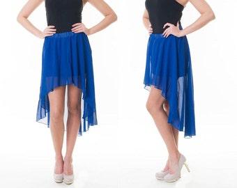 Skirt mullet Chiffon