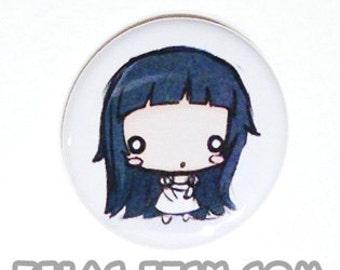 Chibi Anime Button: Sword Art Online - Yui