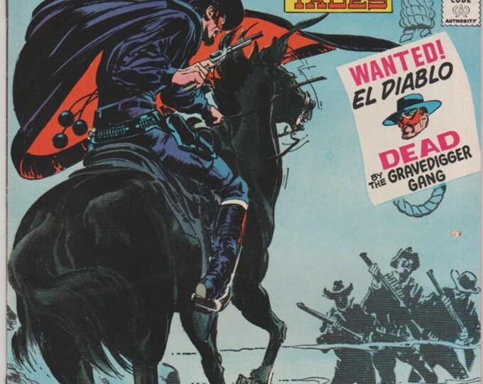 Weird Western Tales: Vol 1, 15 Bronze Age Comic Book.  VF (8.0). Jan 1973. DC Comics