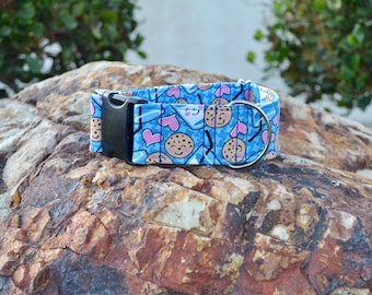 The Linus Dog Collar (Martingale or Buckle)
