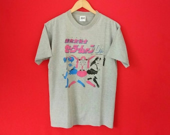 vintage Sailormoon animation  japan akira medium t shirt