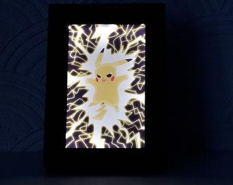 Pikachu Thunderbolt Night Light (Small)