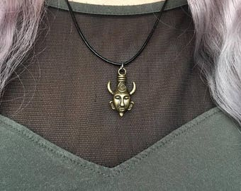 Supernatural Samulet Dean Winchester Cosplay Necklace