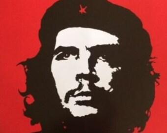 Wall Art, Poster Art, Che Guevara, Vintage, Pop Art Poster 24 x 36