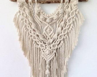 Large Macrame Wall Hanging / Boho Wall Hanging / Modern Macrame / Wall Tapestry / Wedding Decor / Boho Decor