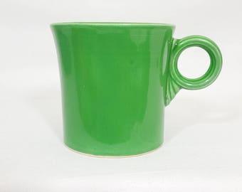 Vintage Fiesta Medium Green Tom & Jerry Mug #2