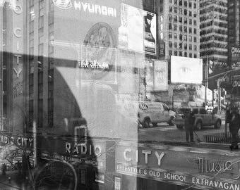 """Tirage série """"New-York - 2013"""""""