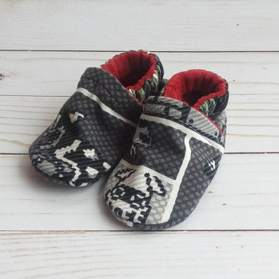 Super Mario Bros: Soft Sole Baby Shoes 3-6M