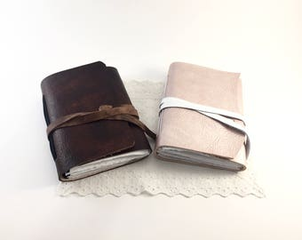 Personalized Leather Couples Journals Leather Bride and Groom Journals Leather Honeymoon Journal Leather Couples Books Couples Notebooks