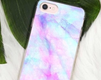 Iridescent Crystal Case fits iPhone 6, 6s, 7, and 8