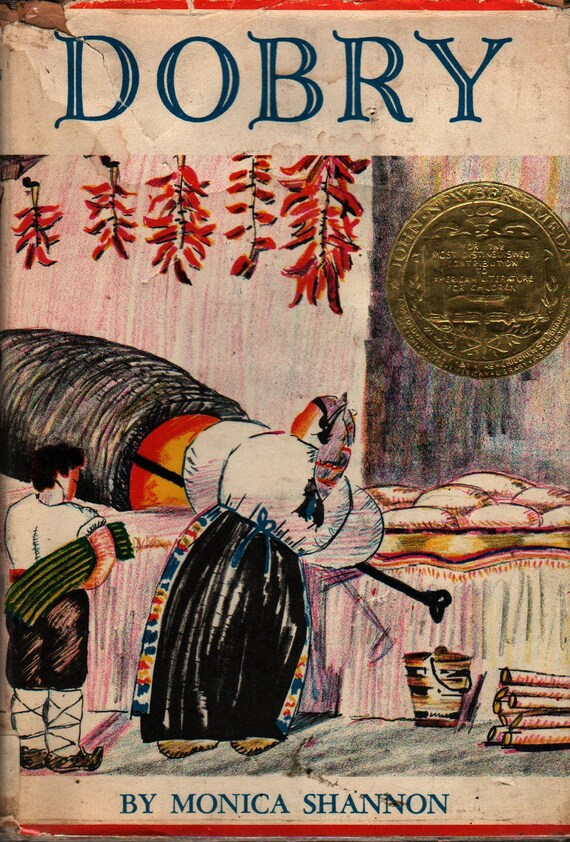 Dobry + Monica Shannon + Atanas Katchamakoff + 1962 + Vintage Kids Book