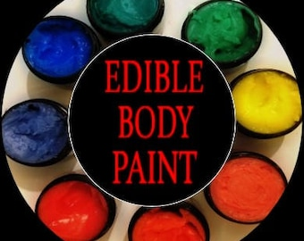 Khris's Freaky Flavored Body Paint