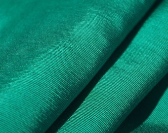 Jade Lustre Fine Line Fabric - 58 Inches Wide
