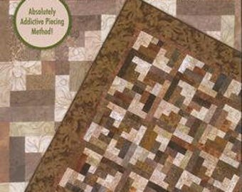Half Log Cabin Quilts Cozy Quilt Designs Booklet