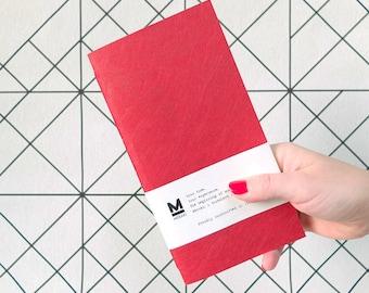 Tokyo - Tomoe River Paper | Handmade Italian paper notebook, planner, diary, bullet journal, refill for fauxdori - Midori - Traveler's TN