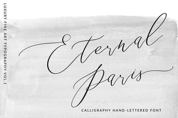 Calligraphy font modern calligraphy digital fonts wedding font calligraphy font modern calligraphy digital fonts wedding font invitation font script font digital download font eternal paris font from stopboris Gallery