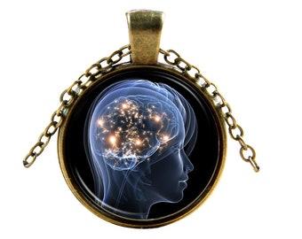 Thinking Mind Necklace