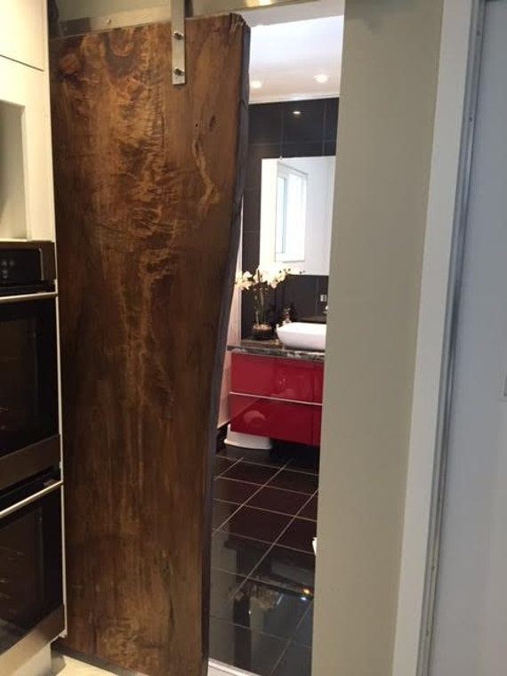 Sold by TreeGreenTeam & Sliding Doors Live Edge Wood Door Sliding Blinds Reclaimed Wood ...