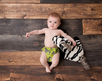 Zebra Diaper Cover. Baby Diaper Cover, Nappy Cover, Girls Diaper Cover, Boys Diaper Cover, Toddler Diaper Cover, Potty Training Pants, Baby