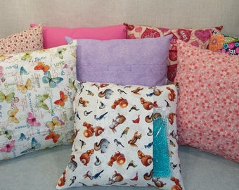 Therapeutic Pillows, Cancer pillows, tummy pillow, gastric, Surgery, Hysterectomy, Mastectomy, recovery pillow, Endometriosis, headaches