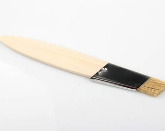 Leather adhensives(glue) brush, Italy Movi made,small brush, leather craft tools MLT-P00000OX