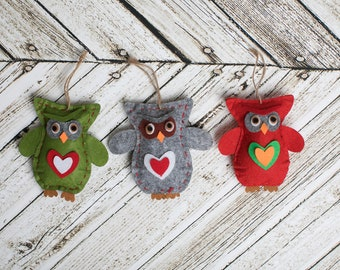 Felt Owl Craft Kit